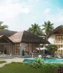 Vai trò cảnh quan trong kiến trúc Resort
