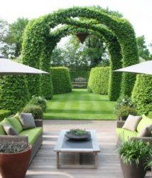 Phong cách  sân vườn Châu Âu