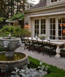 10 đài phun nước phù hợp với từng khung cảnh vườn của bạn.